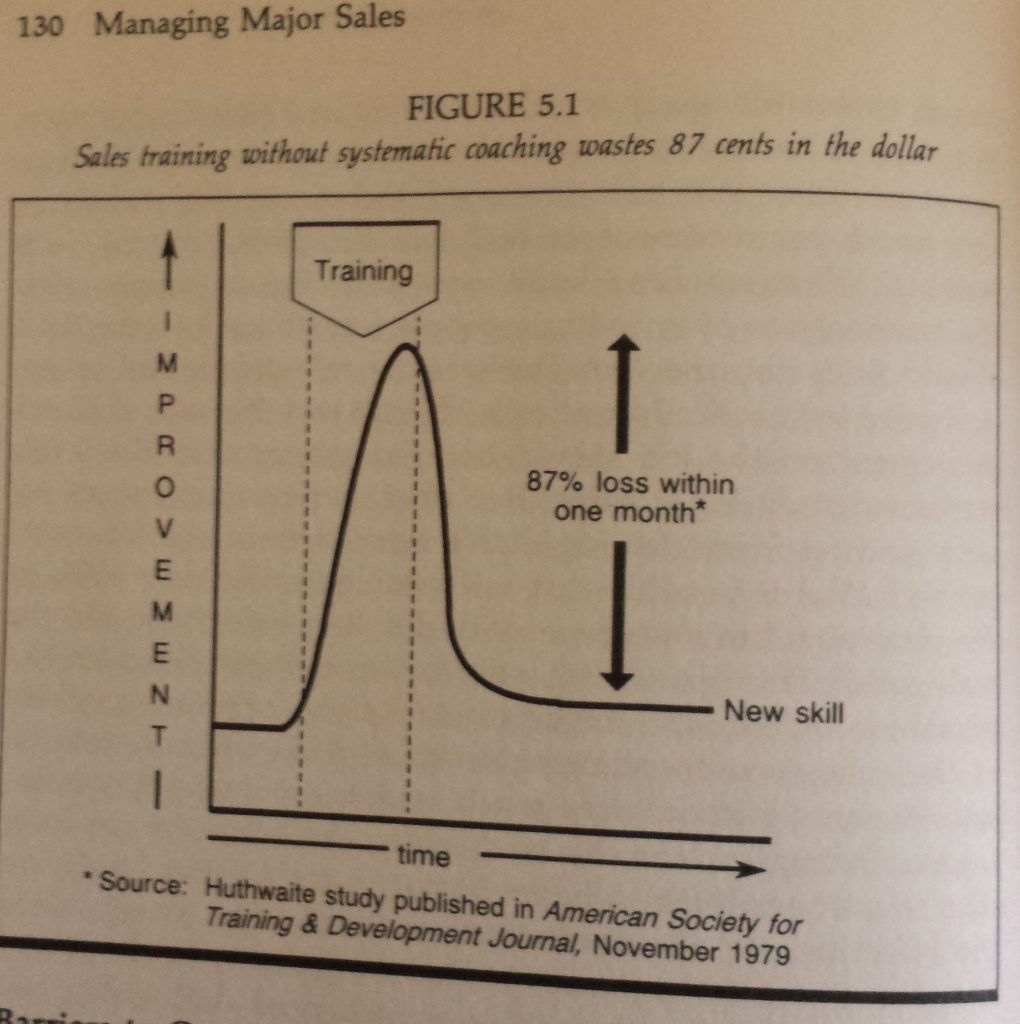 "Din ""Managing Major Sales"" de Neil Rackham si Richard Ruff"