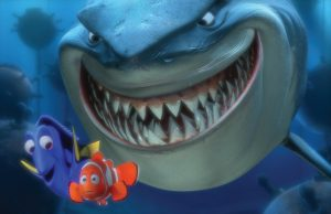 marlin-dory-and-shark
